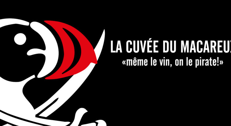 même le vin, on le pirate!