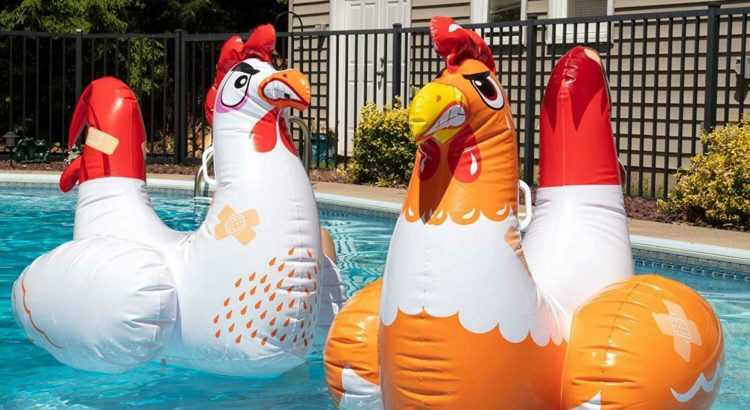 Poule-party!
